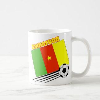 Cameroon Soccer Team Basic White Mug
