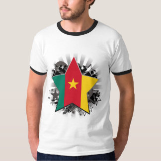 Cameroon Star T-Shirt