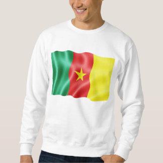Cameroon Waving Sweatshirt