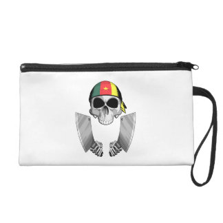 Cameroonian Chef 2 Wristlet Clutch