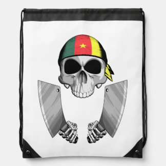 Cameroonian Chef 2 Cinch Bags