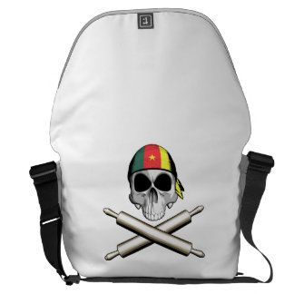 Cameroonian Chef 3 Courier Bag