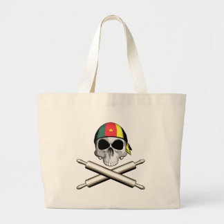Cameroonian Chef 3 Tote Bag