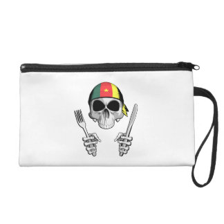 Cameroonian Chef 4 Wristlet Clutch