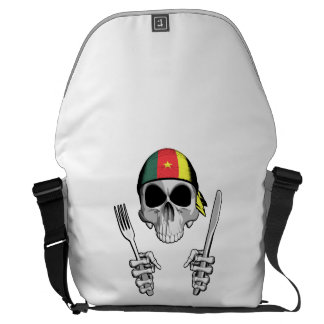 Cameroonian Chef 4 Courier Bags