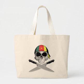 Cameroonian Chef Canvas Bag