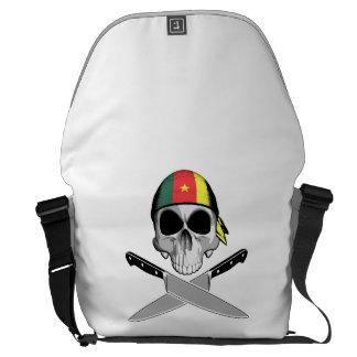Cameroonian Chef Messenger Bag
