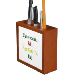 Cameroonians Will Fight Until The End Pencil Holder