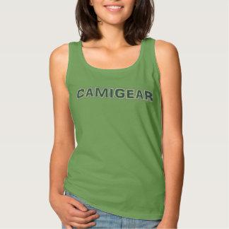 CAMIGEAR®Women's Basic Tank Top