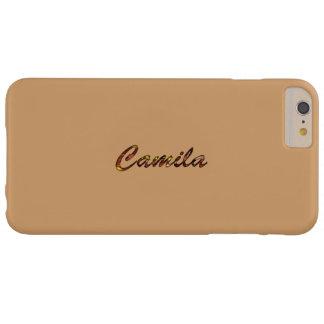 Camila Full Brown iPhone 6 Plus case