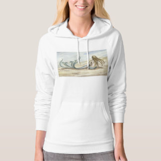 Camille Grimshaw Seaside Mermaid Hoodie