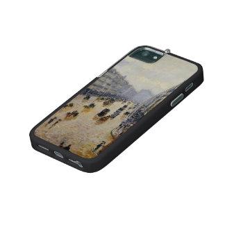 Camille Pissarro- Avenue de l'Opera Rain Effect Case For iPhone 5
