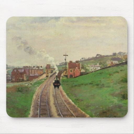 Camille Pissarro Fine Art Tees and Gifts Mousepads