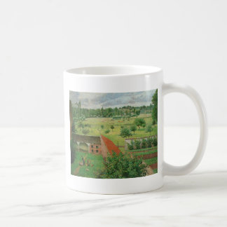 Camille Pissarro Fine Art Tees, Cards and Gifts Basic White Mug