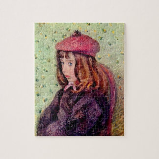 Camille Pissarro- Portrait of Felix Pissarro Jigsaw Puzzle