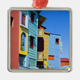 Caminitas La Boca District Christmas Ornament