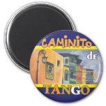 Caminito Magnet