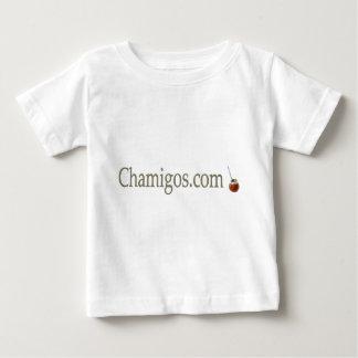 Camisa bebê Chamigos.com Tees