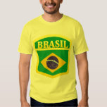 Camiseta Brasil Tees