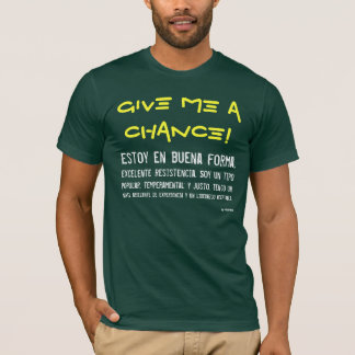 Camiseta CHANCE T-Shirt
