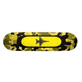 Cammo jet skateboard