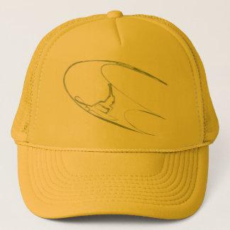 Cammo Surfer Trucker Hat