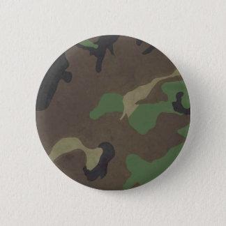Camo 6 Cm Round Badge