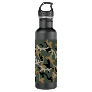 Camo 710 Ml Water Bottle