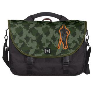 Camo Baseball Laptop Computer Bag