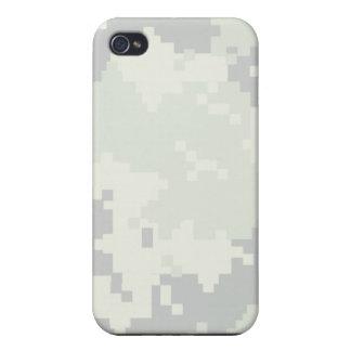 Camo Border iPhone 4 Case