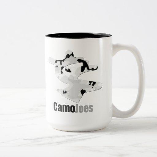 Camo Buck Coffee Mug