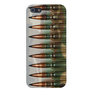 Camo Bullets iPhone 5 Case