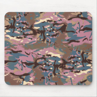 Camo Camo, don't blend in with the crowd! Mouse Mat