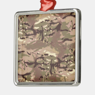 Camo Camo, Wherefore Art Thou? LIDJ Design. Christmas Ornament