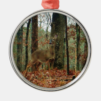 Camo,Camouflage Deer Christmas Ornament