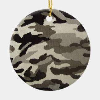 Camo Christmas Ornament