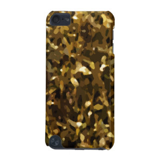 Camo Color Abstract Pattern iPod Touch (5th Generation) Case