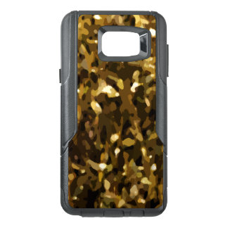 Camo Color Abstract Pattern OtterBox Samsung Note 5 Case