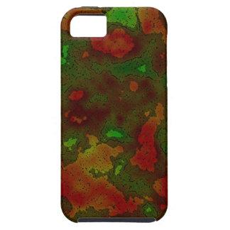 camo colour splash iPhone 5 cases
