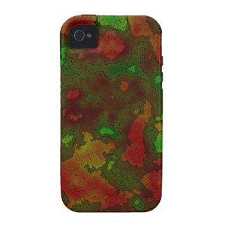 camo colour splash iPhone 4 covers
