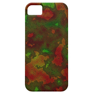 camo colour splash iPhone 5/5S cover