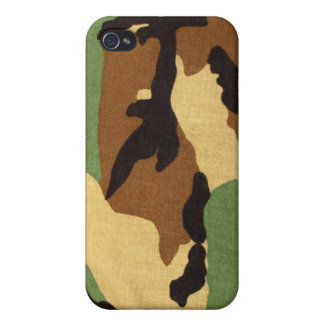 Camo Cover For iPhone 4