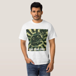 Camo Crew T-Shirt
