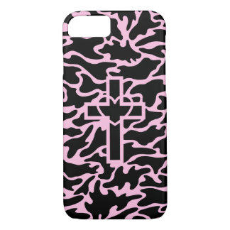 Camo Cross & Hart and Camouflage iPhone 8/7 Case