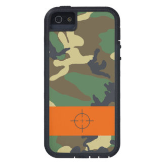 Camo Crosshairs iPhone 5/5s Case