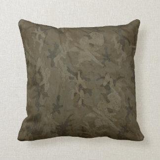 Camo Cushion