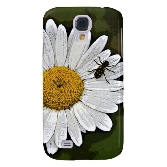 Camo Daisy Galaxy S4 Case