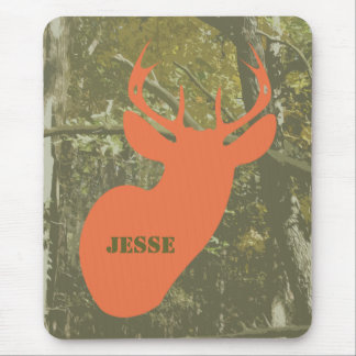 Camo & Deer Mousepad
