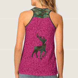 Camo Deer Tank Top
