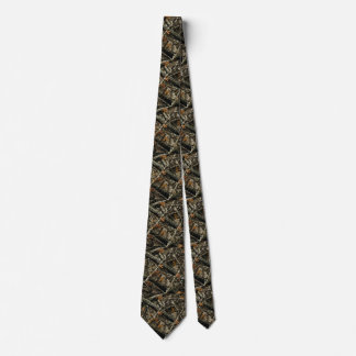 Camo Design - Camouflage Tie - Hunting